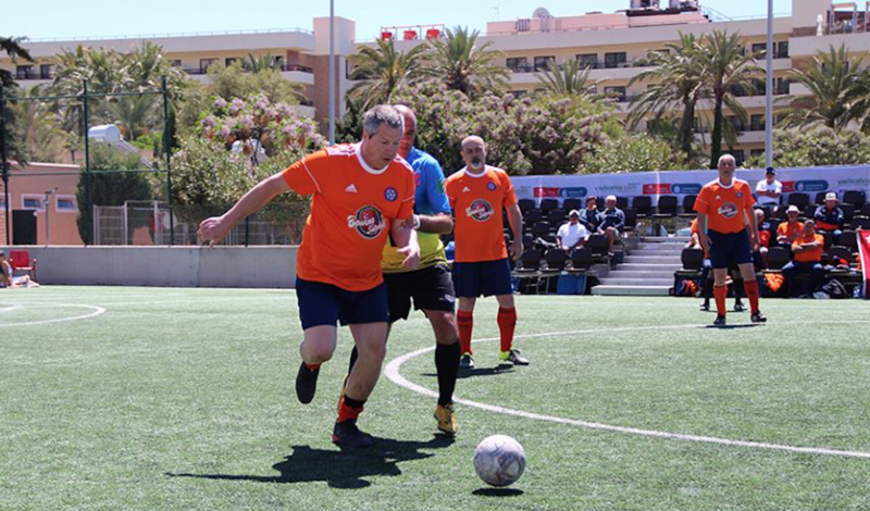 Walking football 2021